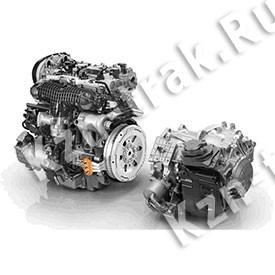 Детали электросистемы двигателя