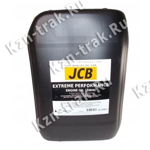 Масло моторное JCB EP 15W40 [4001/1805E] для спецтехники JCB